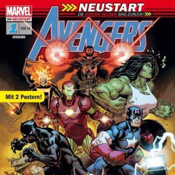 Avengers - Heftserie 2019
