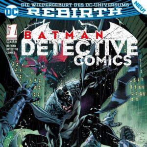 Batman: Detective Comics Heftserie