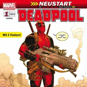 Deadpool - Heftserie 2019