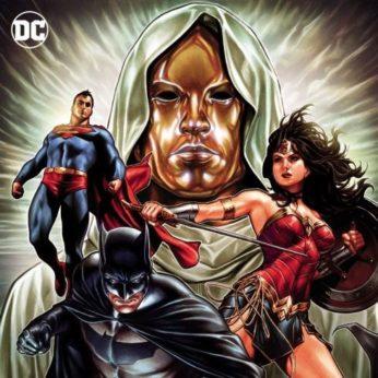Heroes in Crisis Heftserie 2019