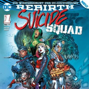 Suicide Squad Heftserie