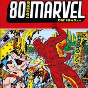 80 Jahre Marvel