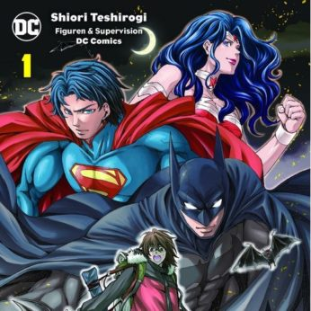 Justice League Mangaserie 2019