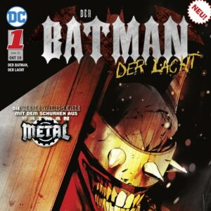 Batman: Der Batman der lacht Heftserie