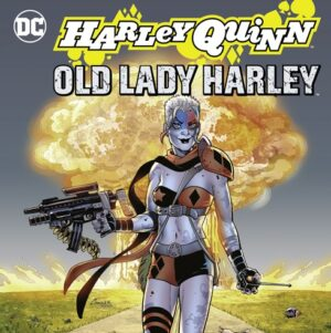 Old Lady Harley