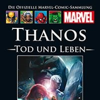 Hachette Marvel Collection Schwarz