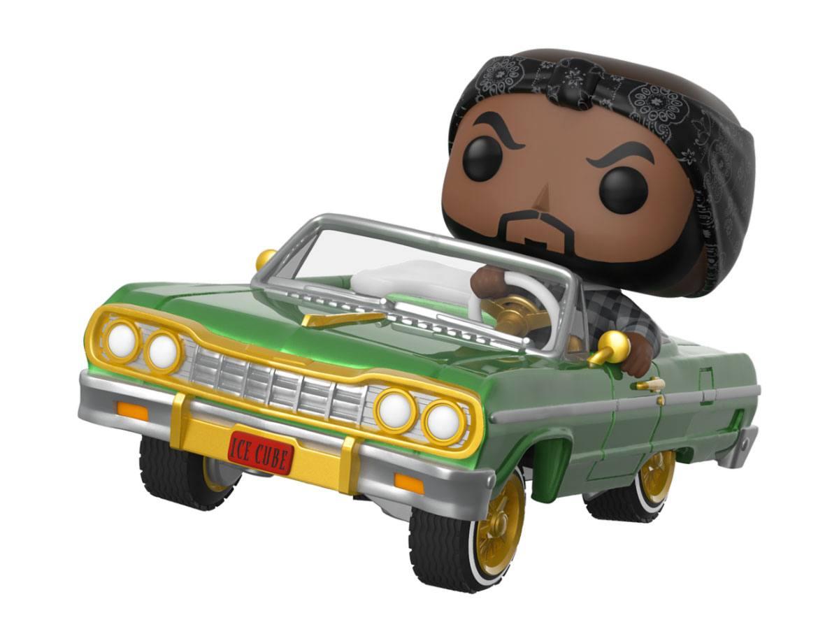 Ice Cube POP! Rides Vinyl Figur Ice Cube 18 cm