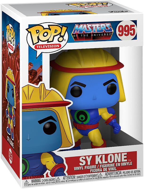 Masters of the Universe POP! Animation Vinyl Figur Sy Klone 9 cm