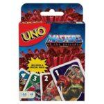 Vorbestellung – Masters of the Universe Origins UNO Kartenspiel