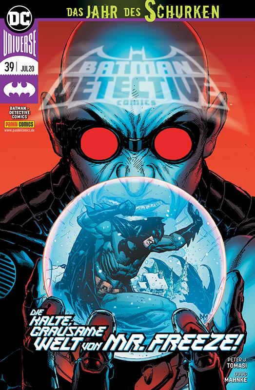 Batman: Detective Comics 39