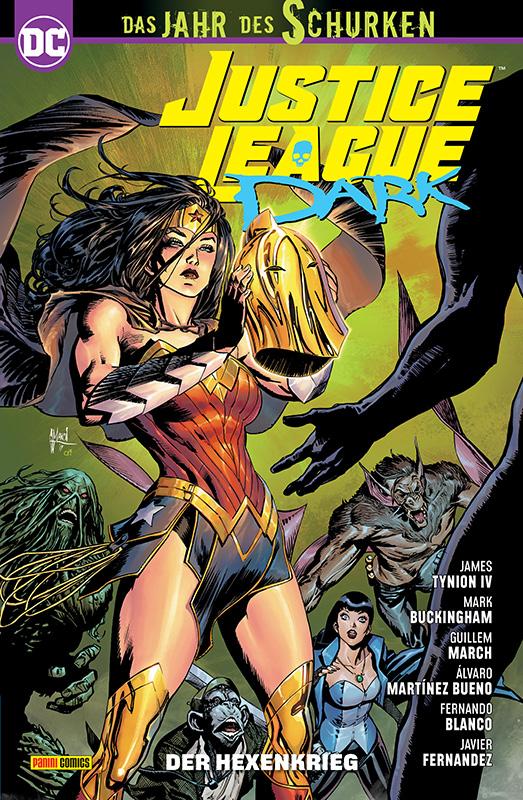 Justice League Dark 3: Der Hexenkrieg