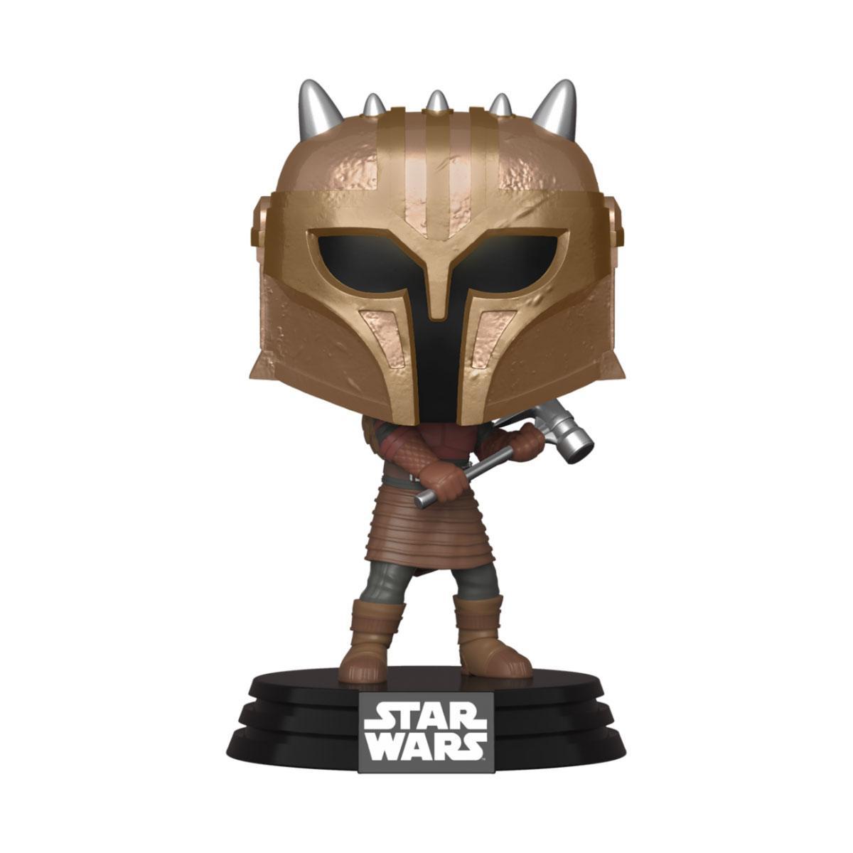 Star Wars The Mandalorian POP! TV Vinyl Figur The Armor 9 cm