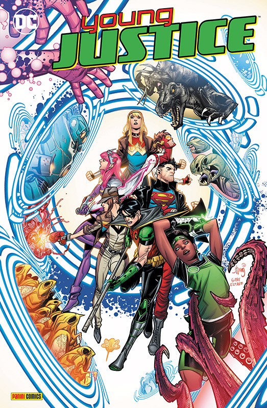 Young Justice 2: Verloren im Multiversum