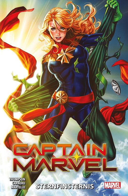 Captain Marvel 2: Sternfinsternis