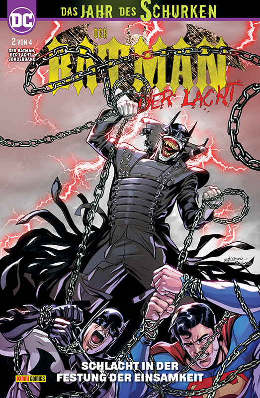 Der Batman, der lacht Sonderband 2