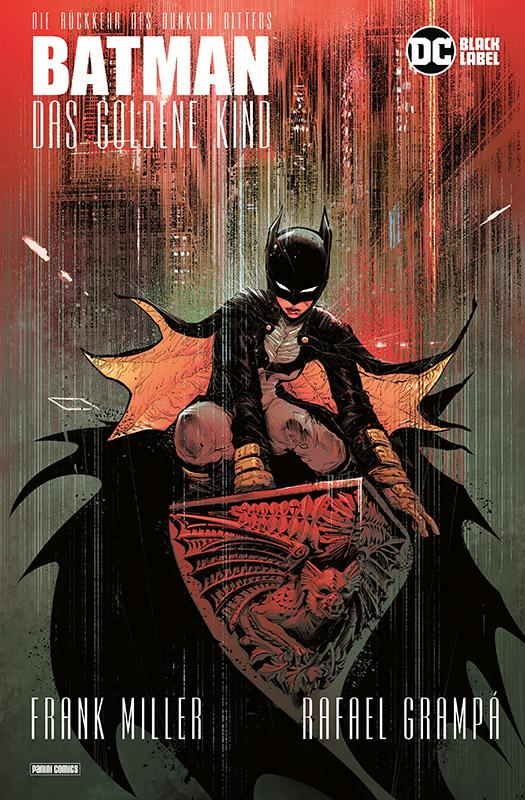 Batman: Das Goldene Kind auf 666 Ex. lim. Hardcover Variant