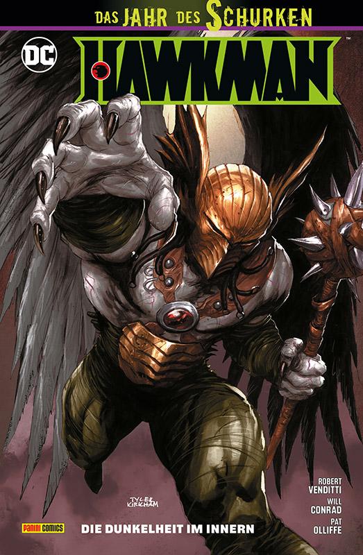 Hawkman 3: Die Dunkelheit im Innern