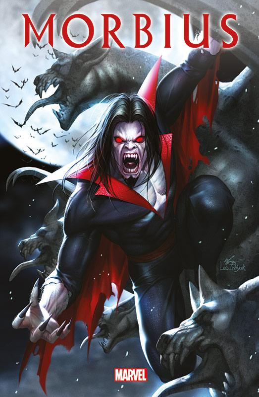 Morbius 1: Blutdurst auf 333 Ex. lim. Variant