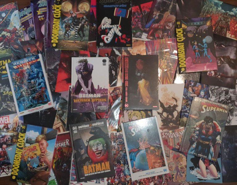 Hardcover DC