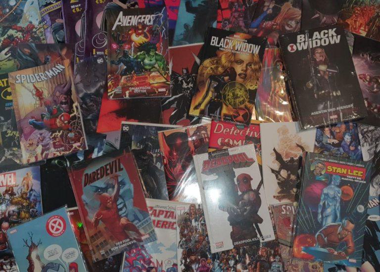 Hardcover Marvel