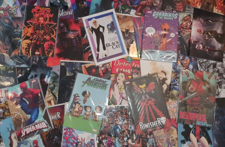 Softcover Marvel
