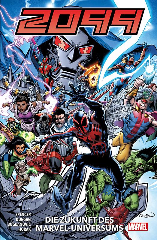 2099 Band 1: Die Zukunft des Marvel-Universums