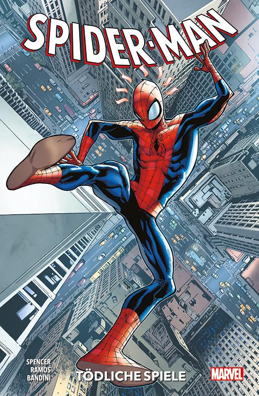 Spider-Man Paperback 2: Tödliche Spiele