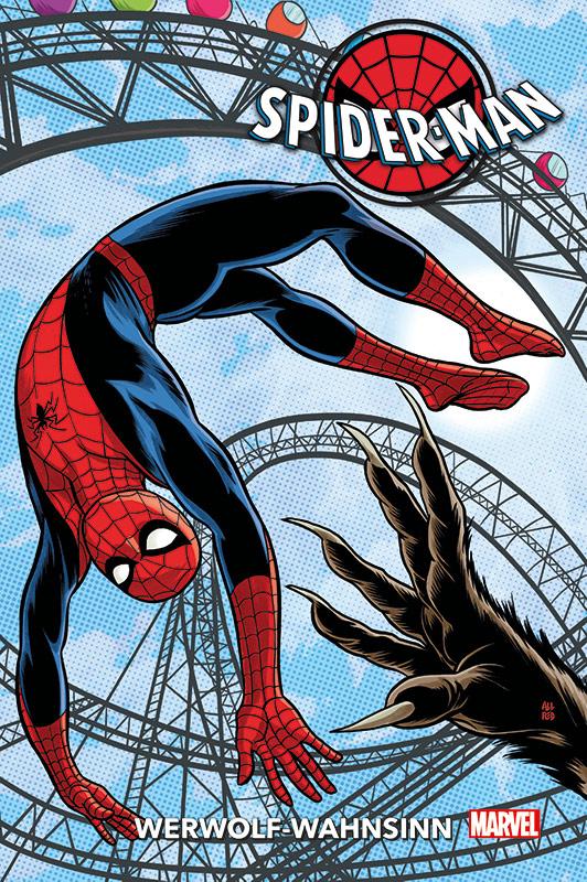 Spider-Man: Werwolf-Wahnsinn auf 333 Ex. lim. Hardcover