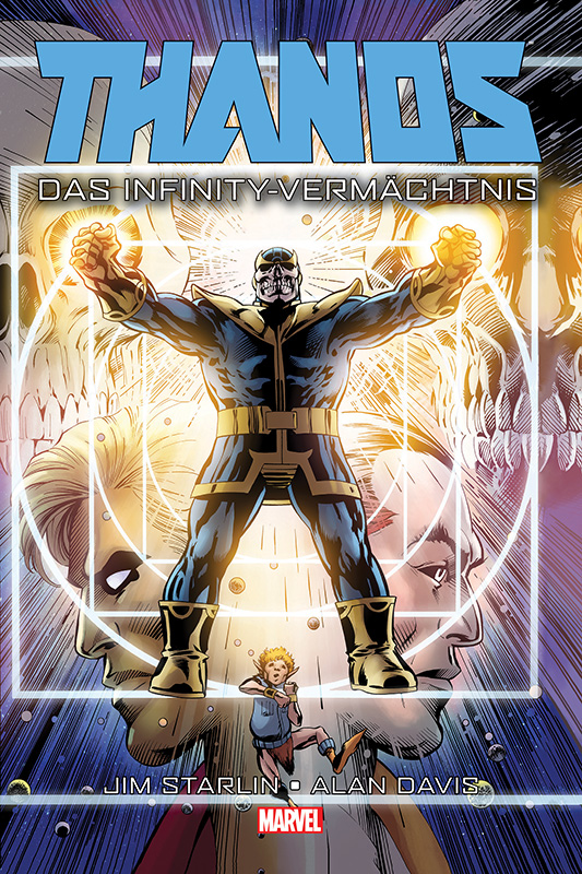 Thanos: Das Infinity-Vermächtnis auf 222 Ex. lim. Hardcover
