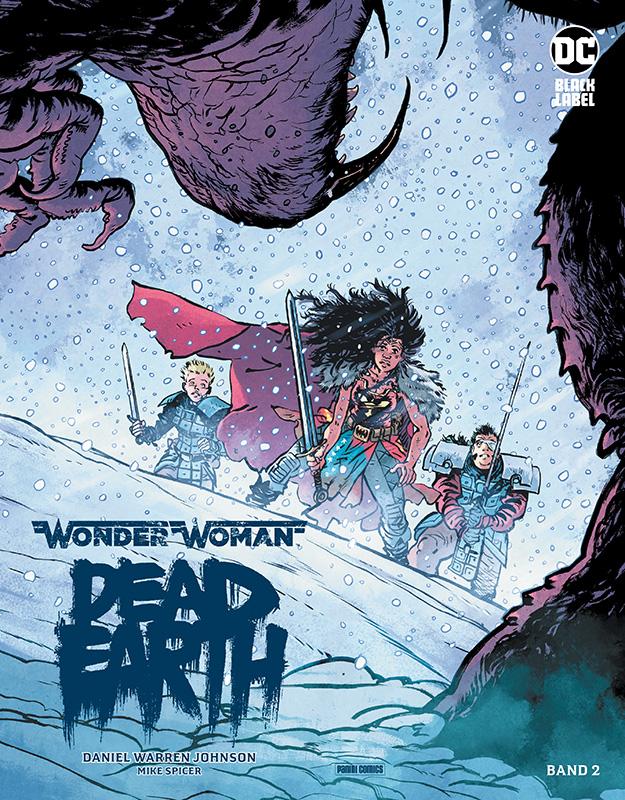 Wonder Woman: Dead Earth 2