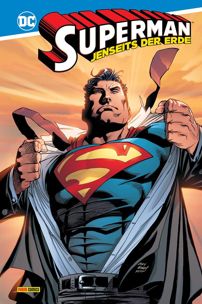 Superman: Jenseits der Erde auf 222 Ex. lim. Hardcover