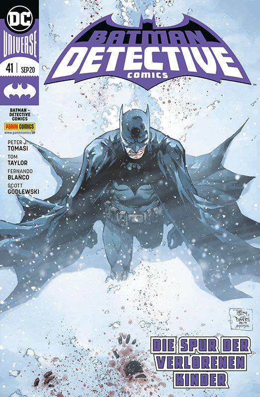 Batman: Detective Comics 41
