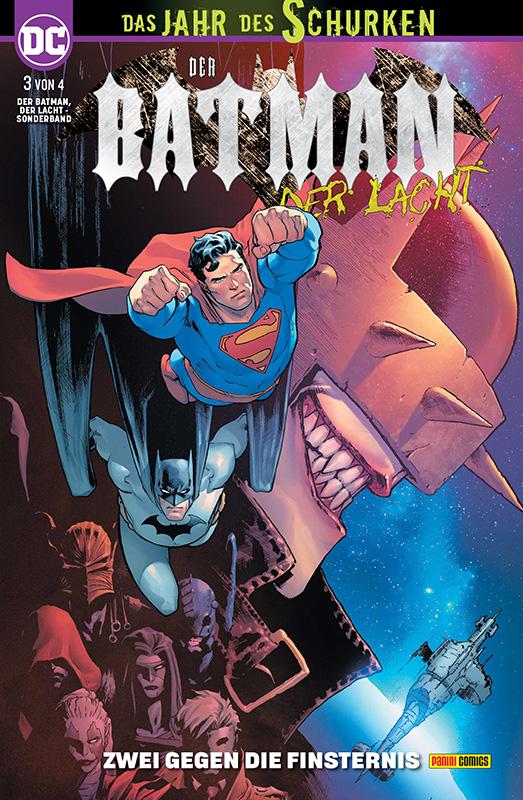 Der Batman, der lacht Sonderband 3
