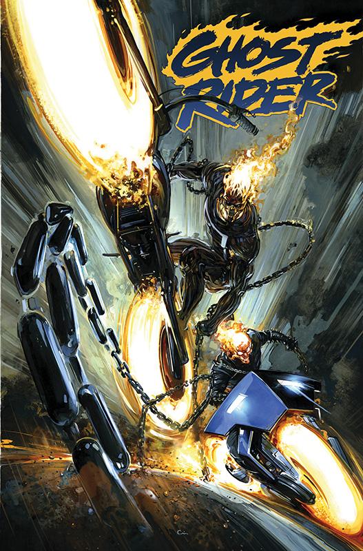 Ghost Rider 1: König der Hölle auf 333 Ex. lim. Variant