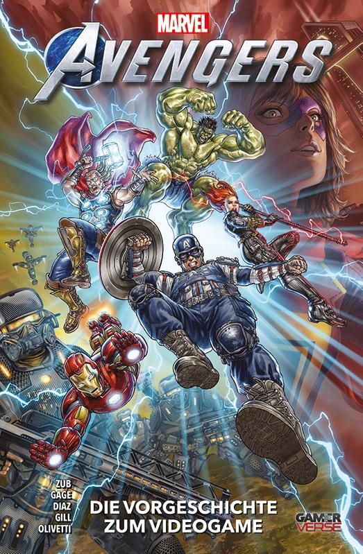 Marvel's Avengers: Die Vorgeschichte zum Videogame