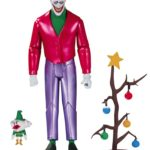 Batman The Animated Series Actionfigur Christmas with The Joker 19 cm