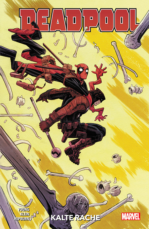 Deadpool Paperback 2: Kalte Rache