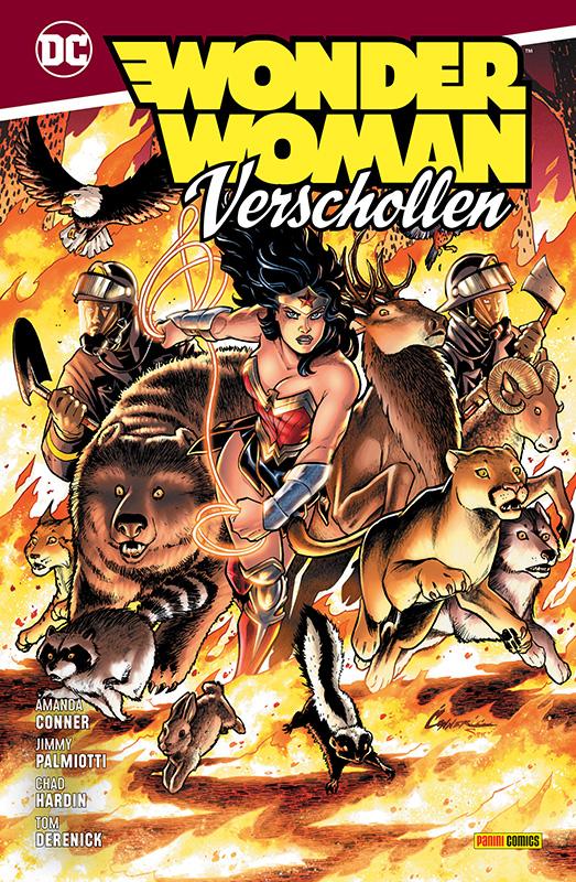 Wonder Woman: Verschollen