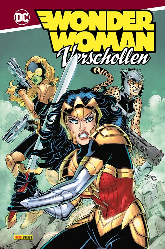 Wonder Woman: Verschollen auf 150 Ex. lim. Hardcover
