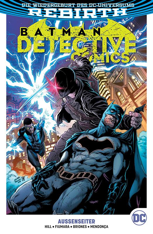 Batman: Detective Comics Paperback 8: Aussenseiter