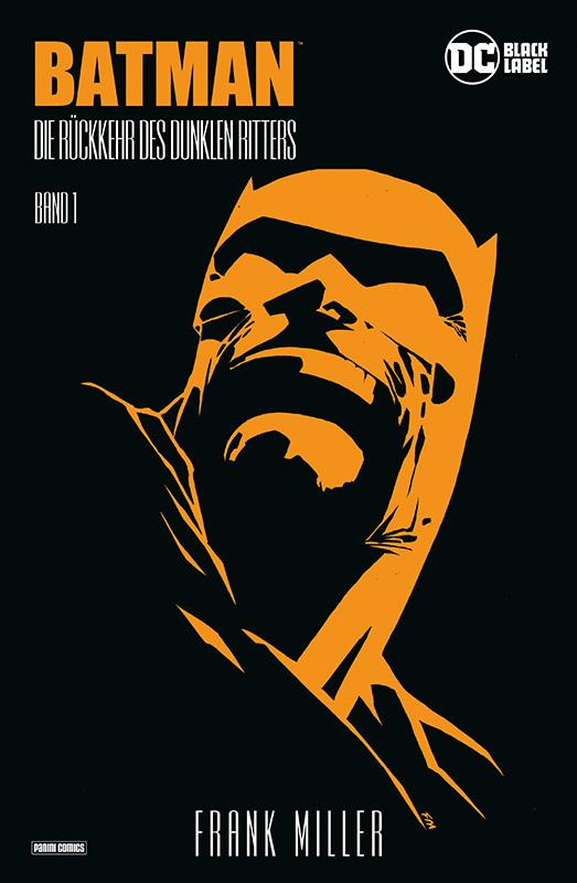 Batman: Die Rückkehr des Dunklen Ritters 1 – Alben-Edition