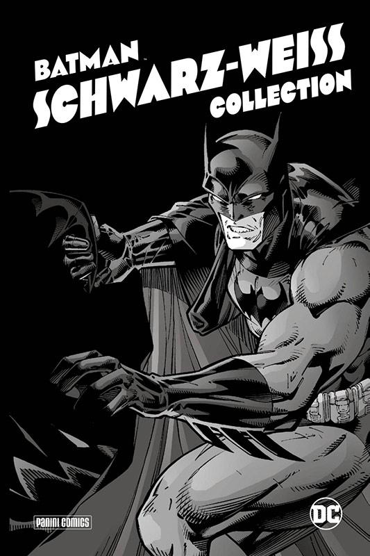 Batman: Schwarz-Weiss Collection (Deluxe Edition)