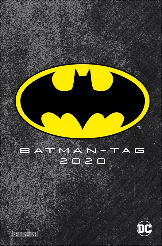 Batman-Tag 2020 – Exklusives Hardcover