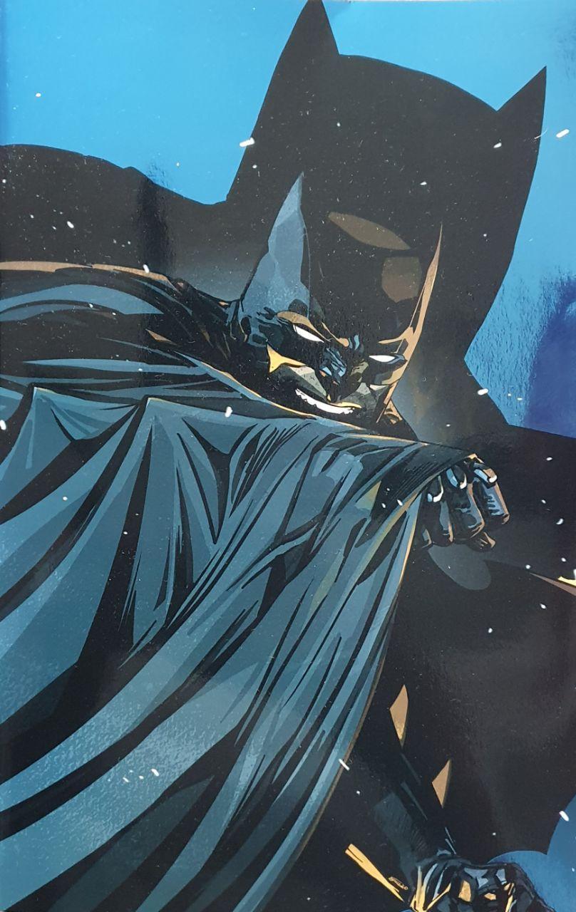 Batman 42 – Batman Tag 2020 – limitiertes Matallic Variant Cover