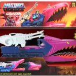 Vorbestellung – Masters of the Universe Origins Actionfigur 2021 Land Shark 14 cm