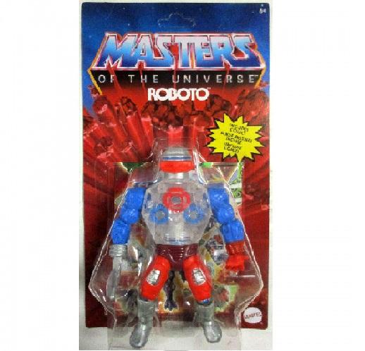 Masters of the Universe Origins Actionfigur 2021 Roboto 14 cm