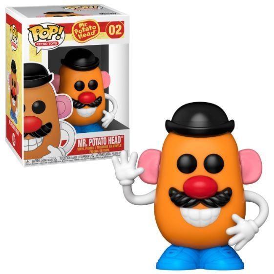 Mr. Potato Head POP! Vinyl Figur Mr. Potato Head 9 cm