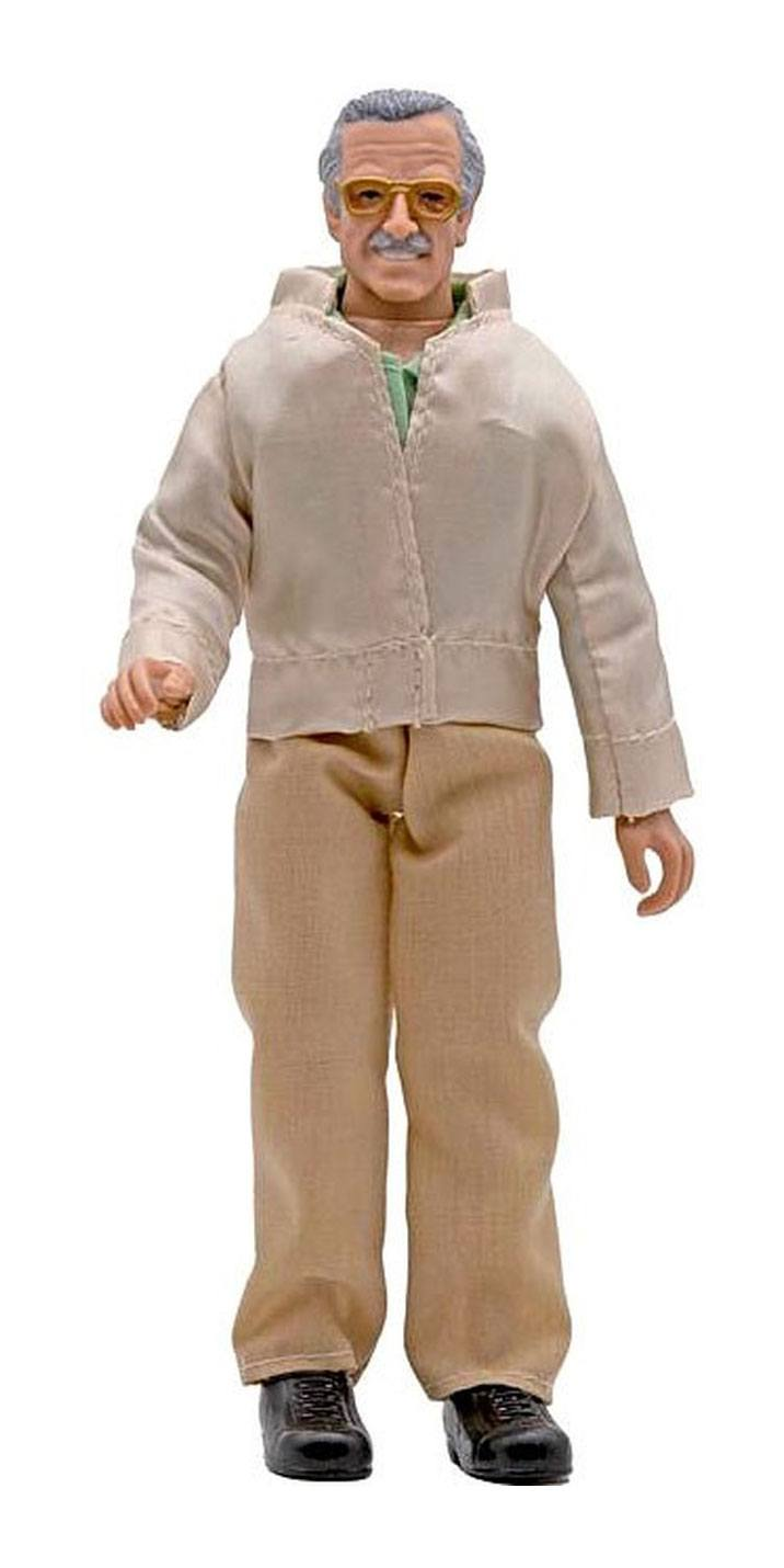 Marvel Actionfigur Stan Lee 20 cm