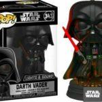 Vorbestellung – Star Wars Electronic POP! Movies Vinyl Figur mit Sound & Leuchtfunktion Darth Vader 9 cm