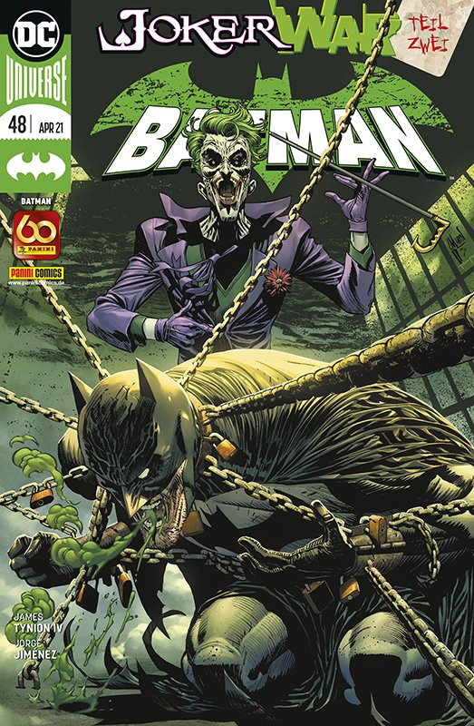 Batman (Rebirth) 48